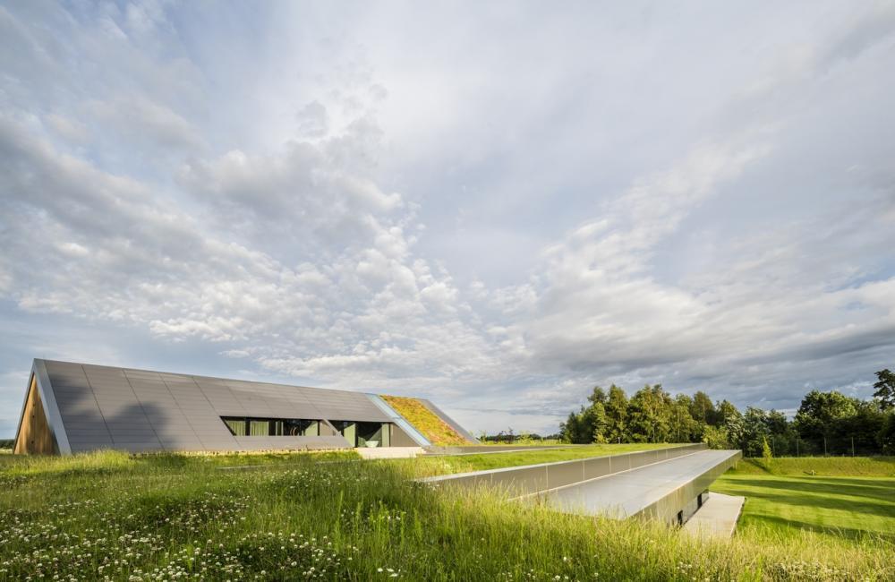 Znamy zwycięzców Plebiscytu Polska Architektura XXL 2019 - Green Line na Warmii, Mobius Architekci