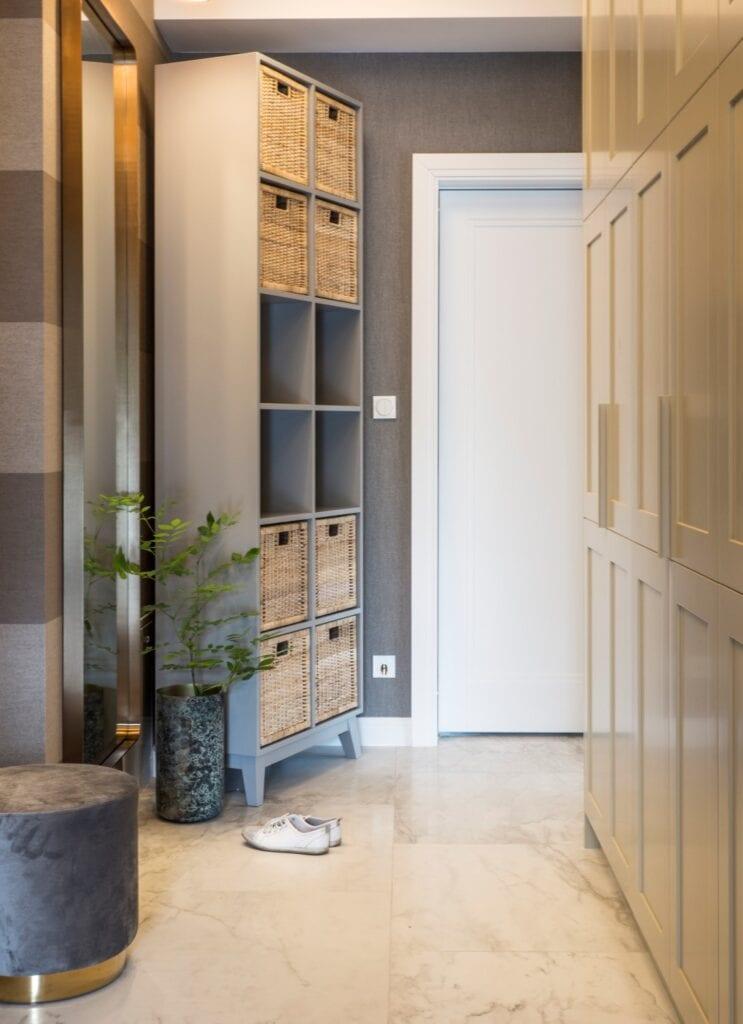 Gustowny apartament w Zakopanem - projekt MIKOŁAJSKAstudio