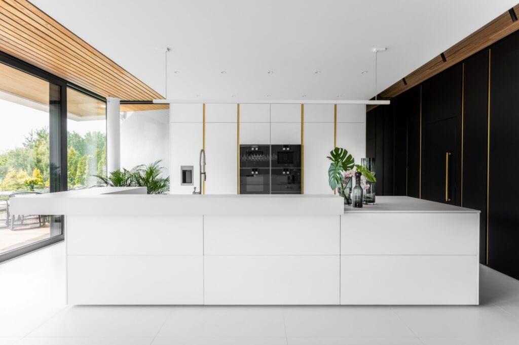 Joanna Ochota i elegancki dom w Sosnowcu - Archimental Concept JOana - foto Mateusz Kowalik