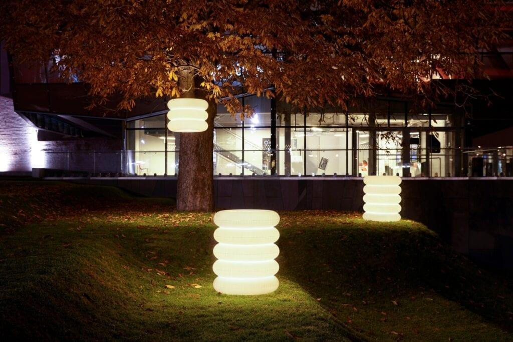 Lampa BIGPUFF - PUFFBUFF foto Filip Warulik