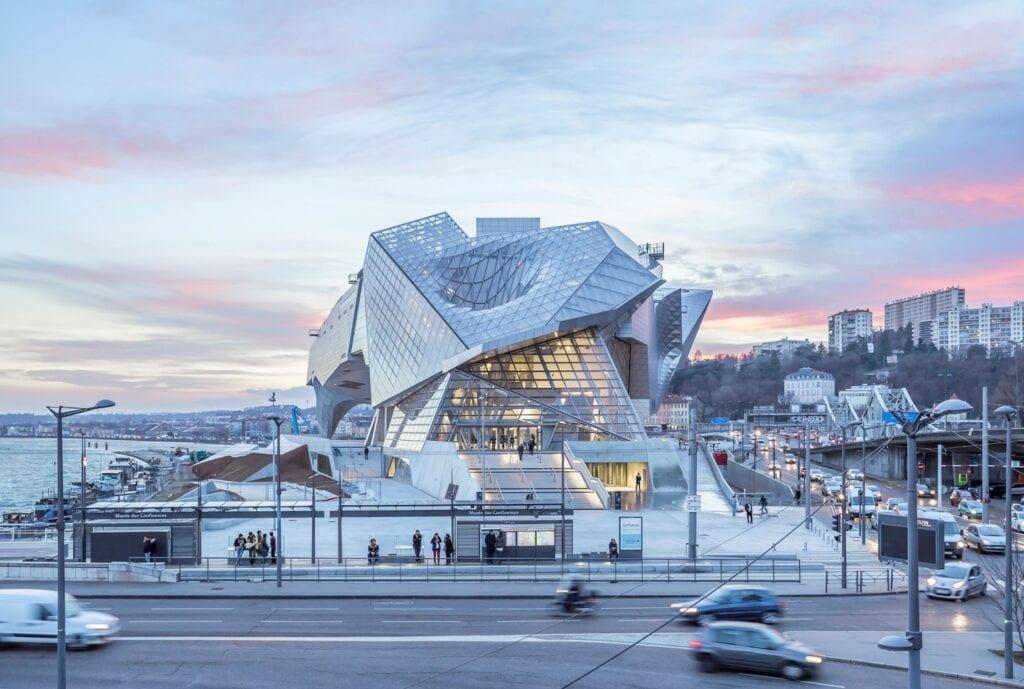Musée des Confluences, Lyon, France © Sergio Pirrone