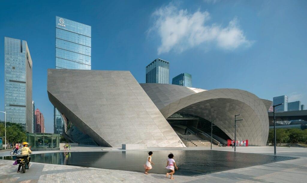 Museum of Contemporary Art Planning Exhibition - Shenzhen China - foto Duccio Malagamba