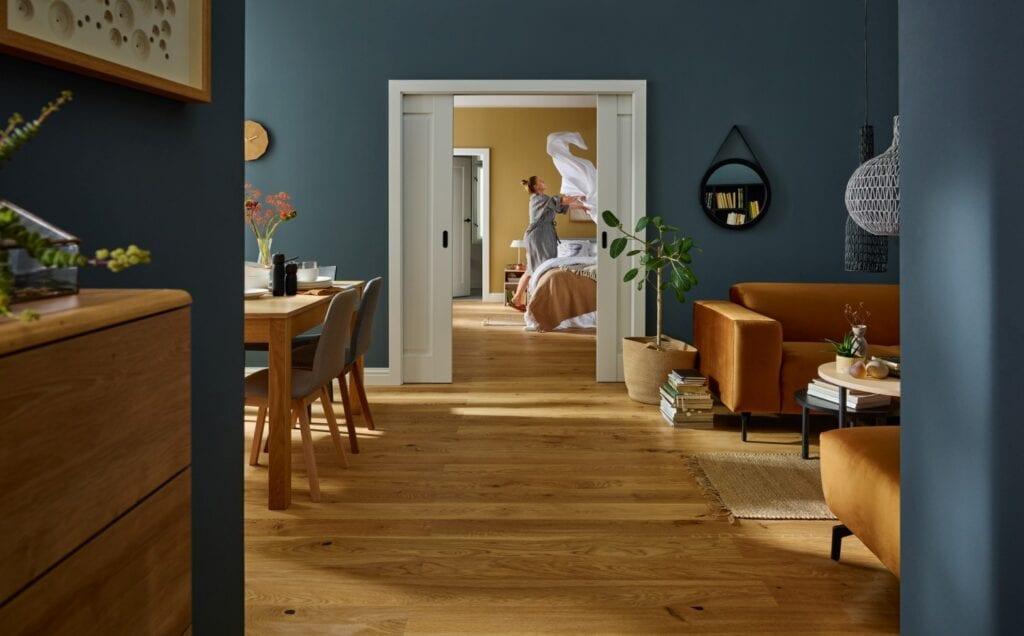 Przestrzeń bardzo osobista - pomysły marki VOX na idealną sypialnię