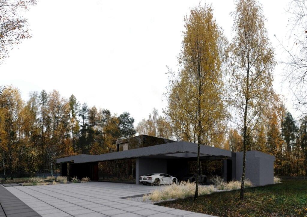 REFORM Architekt i projekt RE: STARK HOUSE