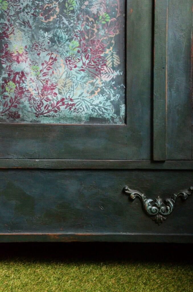 Stylizowana szafa - Marta Tańcula Painting