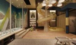 Wnętrza DuoVita Smart Apartaments projektu MIXD