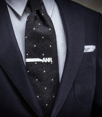 FEIN FEIN – spinka do krawata INICJAŁY
