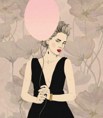 Magdalena Pankiewicz plakat Fashion II