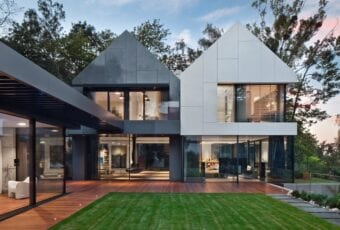 Arch-Deco i zachwycający Dom nad Bulwarem