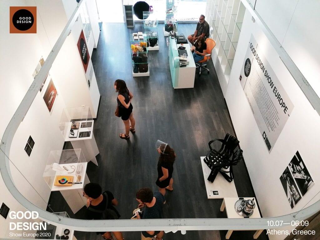 Good Design Show 2020 z polskim akcentem - ławka Tonuki - Katarzyna Dzięcioł - Karbonado