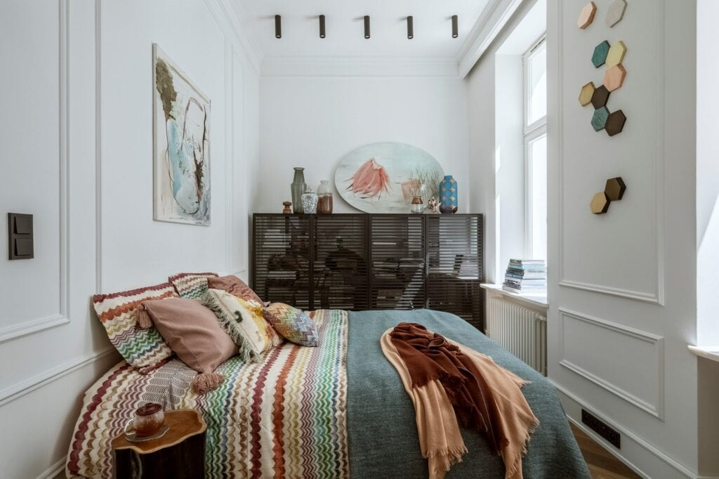 GoszczDesign i piękne mieszkanie w kamienicy - Monika Goszcz-Kłos - stylizacja Patrycja Rabińska - zdjęcia Yassen Hristov