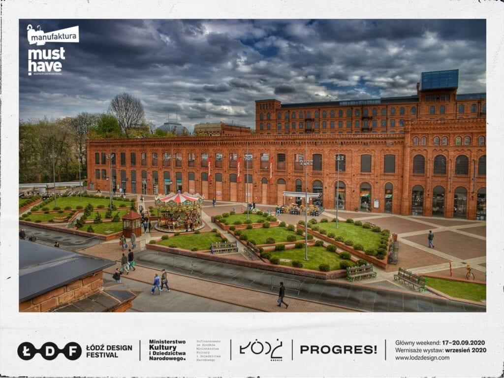 Łódź Design Festival 2020 - czas na PROGRES!