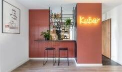 Mieszkanie z barem projektu pracowni Decoroom