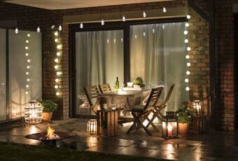 Palenisko ogrodowe – niezwykła dekoracja z ogniem w roli głównej