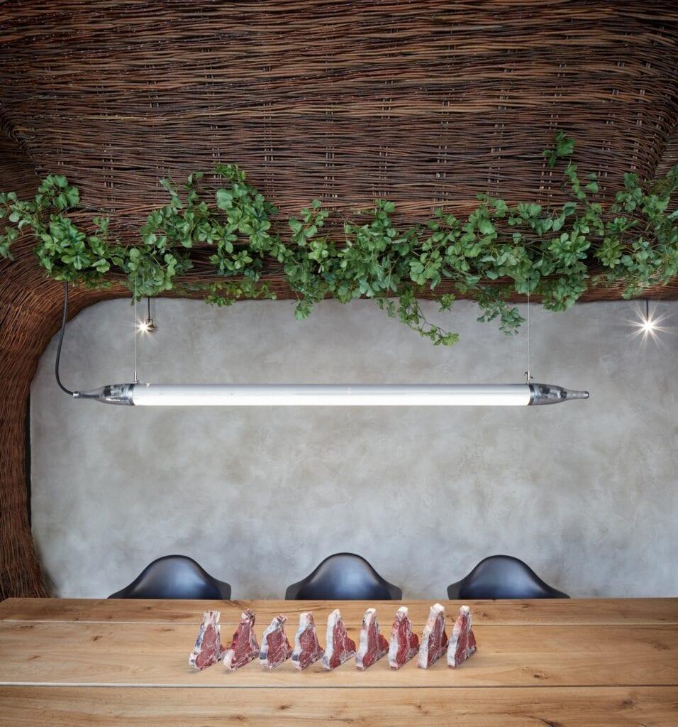 Pracownia Komplits i projekt Steak Restaurant - zdjęcia BoysPlayNice