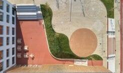 Studio SOA i projekt szkoły podstawowej w gminie Psáry