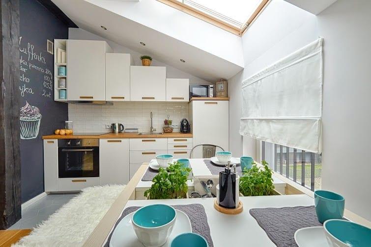 Apartament w stylu skandynawskim projektu pracowni Dream House