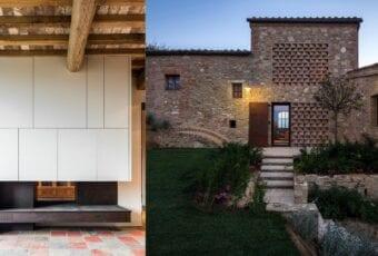 Ciclostile Architettura i projekt Podere Navigliano