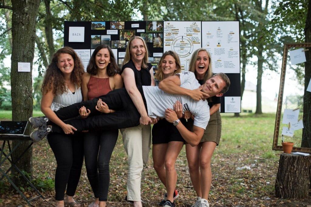 Design Summer School - kreatywności nie da się zatrzymać! Zdjęcie Julia Karczewska