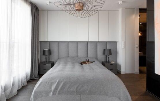 Dmowska Design i 135-metrowy apartament na warszawskiej Woli