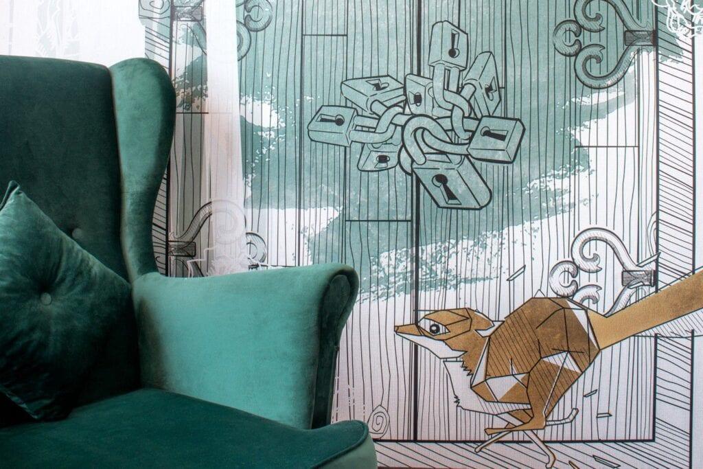 Ibis Styles Santorini Kraków - Iliard Architecture & Interior Design