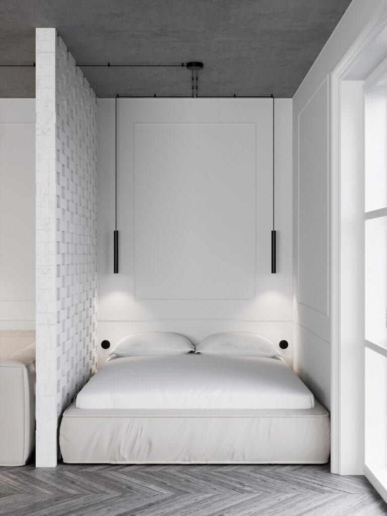 Jak wybrać odpowiednie oświetlenie do sypialni? Porady od marki AQForm