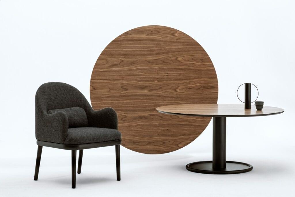 Kolekcja stołów Oo projektu Tomka Rygalika