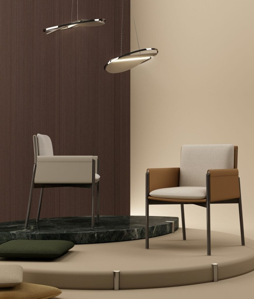Kolekcja Zenit - Andrea Bonini dla marki Turri