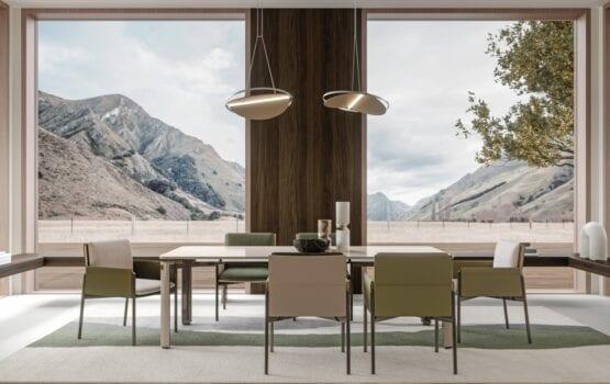 Kolekcja Zenit – Andrea Bonini dla marki Turri