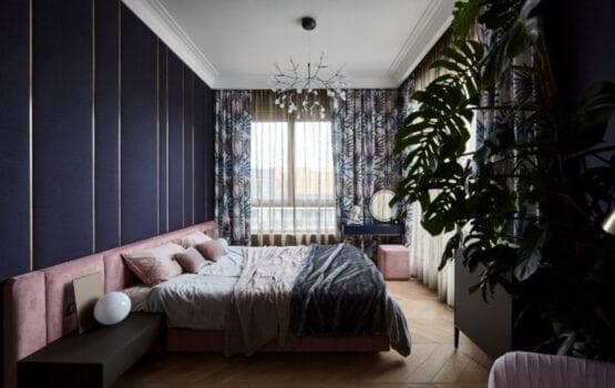 NOKE Architects i rodzinny apartament na Wilanowie