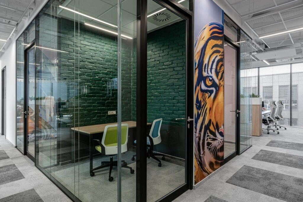 Nowe biuro AkzoNobel projektu Bit Creative - zdjęcia Fotomohito