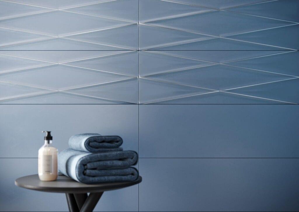 Płytki 3D – nowy wymiar łazienkowych aranżacji