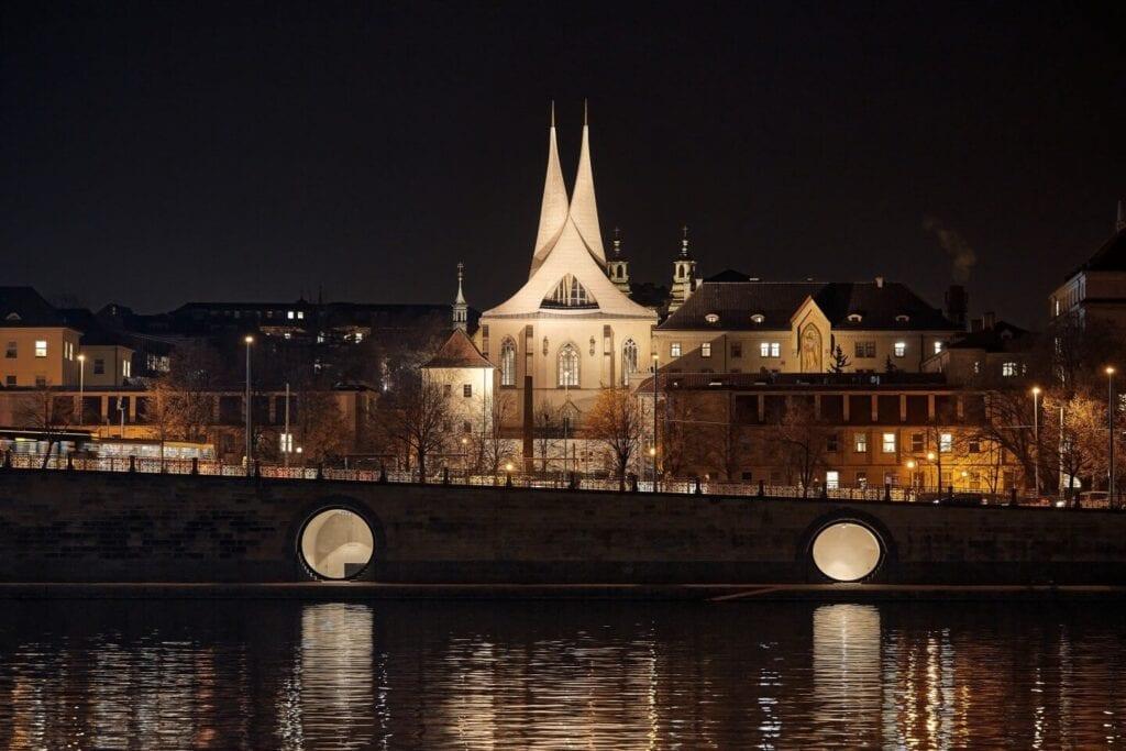 Rewitalizacja obszaru nadrzecznego Pragi - pracownia Petrjanda i Brainwork - Zdjęcia BoysPlayNice