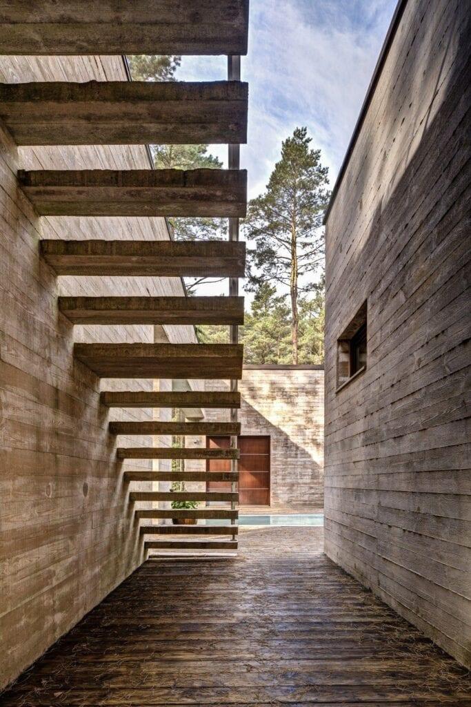 THE CONCRETE – projekt Biura Architektonicznego Barycz i Saramowicz