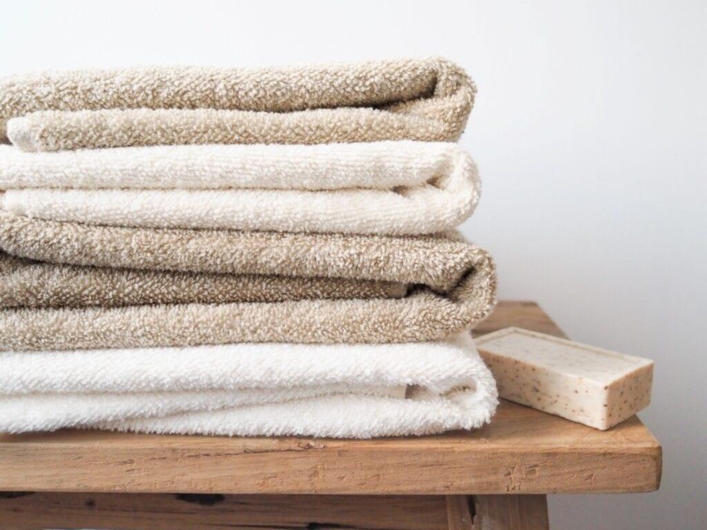 So linen - lniane ręczniki frotte
