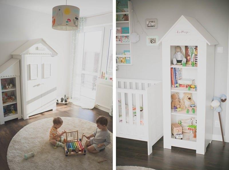 Uniwersalny pokój dla dziecka
