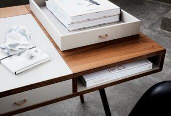 Zaaranżuj swoje domowe biuro – porady od BoConcept