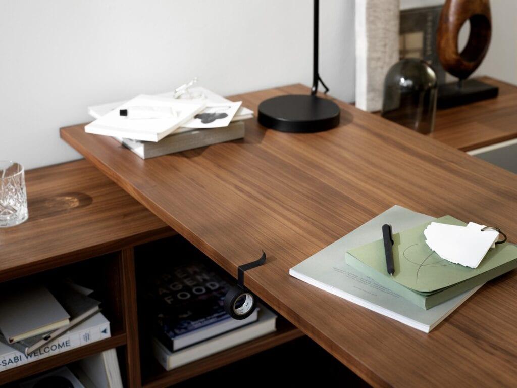 Zaaranżuj swoje domowe biuro - porady od duńskiej marki BoConcept
