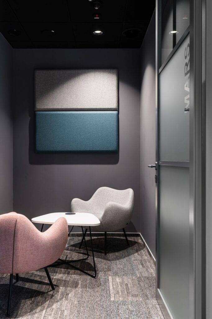 Biuro Visma Software - skandynawski styl z pazurem - foto Fotomohito