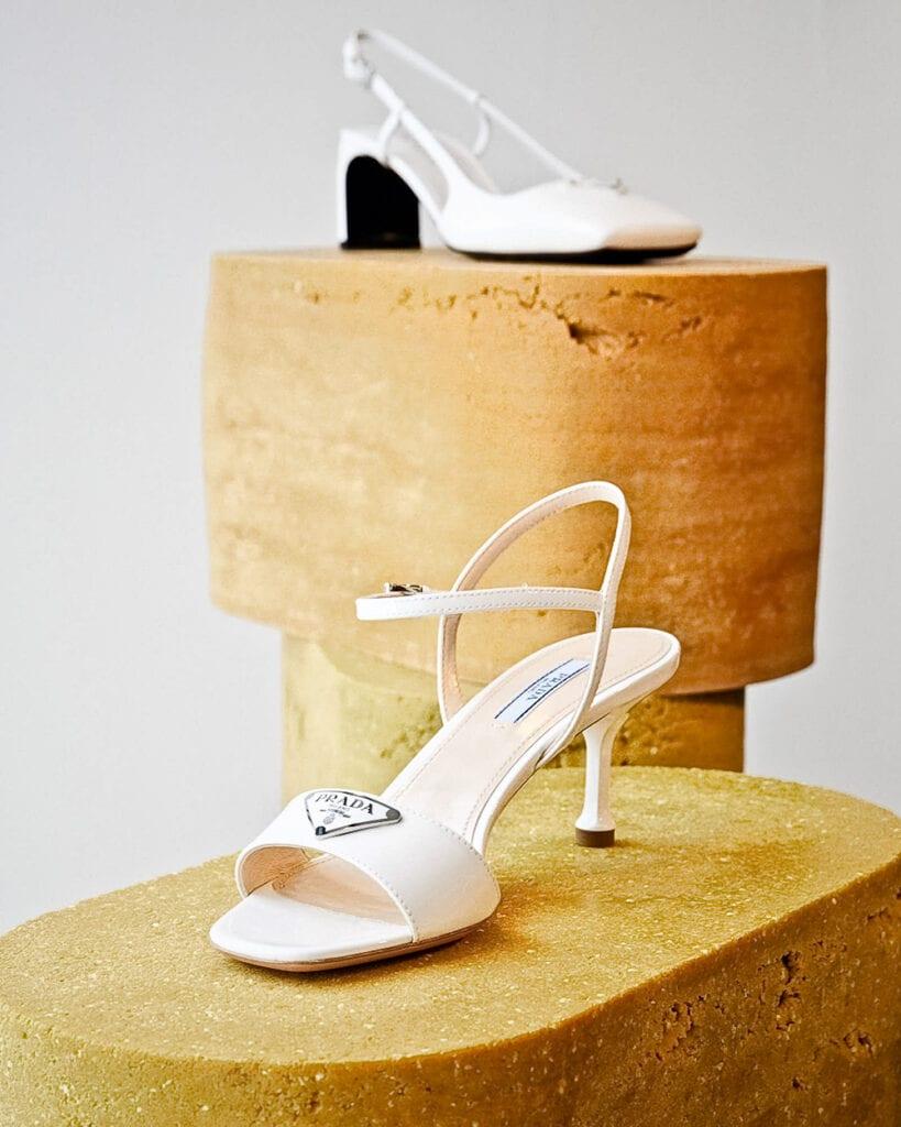 Charlotte Kidger i wyjątkowe rzeźby dla sklepu Browns Fashion