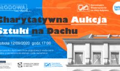 Charytatywna Aukcja Sztuki na Dachu we Wrocławiu