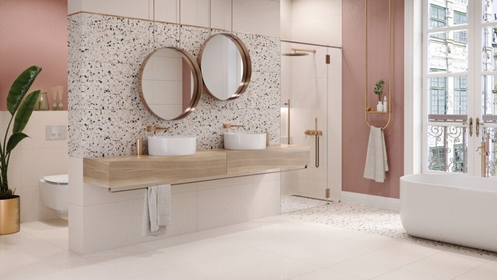 Jak zaaranżować modną łazienkę - porady od marki Cersanit
