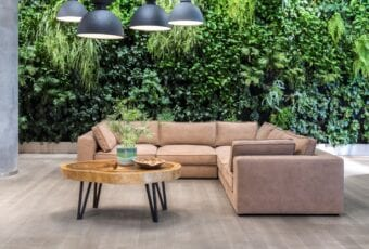 Kolekcja mebli i dodatków Organic Living od Miloo Home