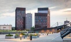Łódzka Brama Miasta – nawiązanie do industrialnej historii