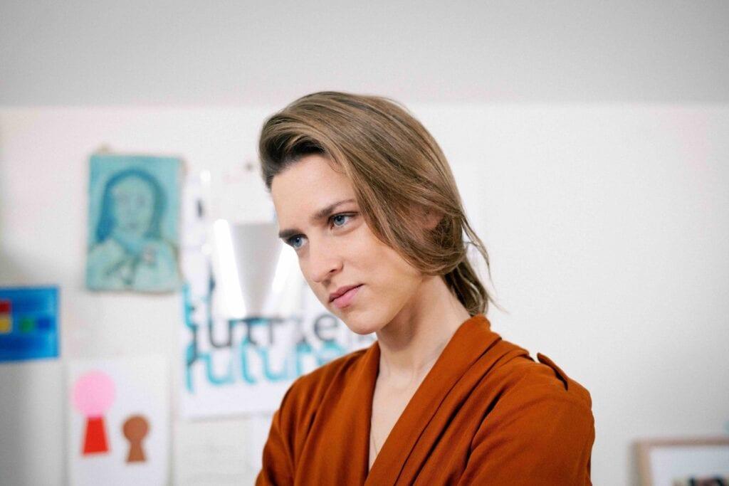 Maria Jeglińska-Adamczewska - foto Kasia Bobula