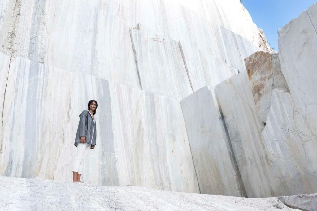 Nadzieja w młodych - poznaliśmy wyniki konkursu make me! 2020 - Łódź De - make me - Francesca Pievani, Alice Zantedeschi - The lightness of marble (Włochy)