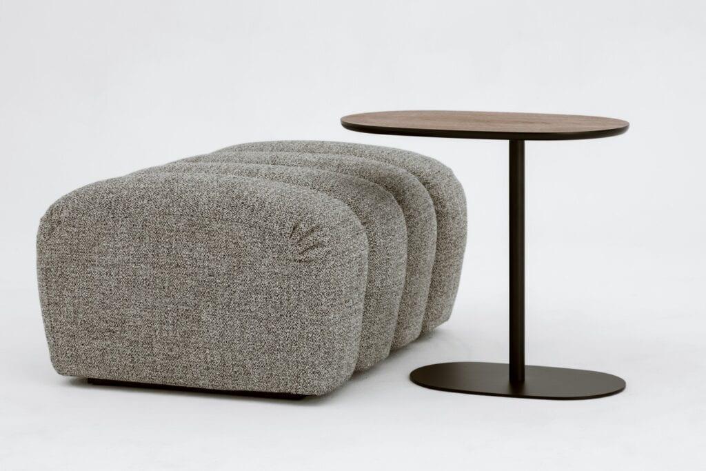 Nato - kolekcja trzech stolików kawowych projektu Tomka Rygalika