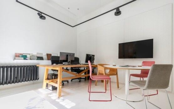 Paryż, Londyn, Warszawa w biurze TWORZYWO studio