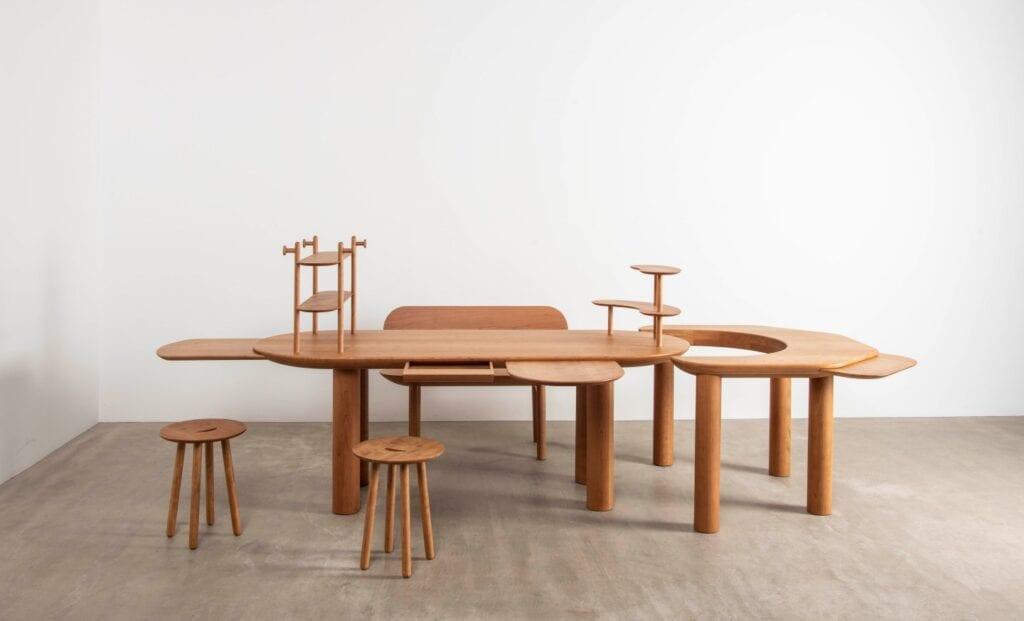 """Premiera projektu """"Connected"""" w Muzeum Designu w Londynie - Jaime Hayon - Mesamachine"""