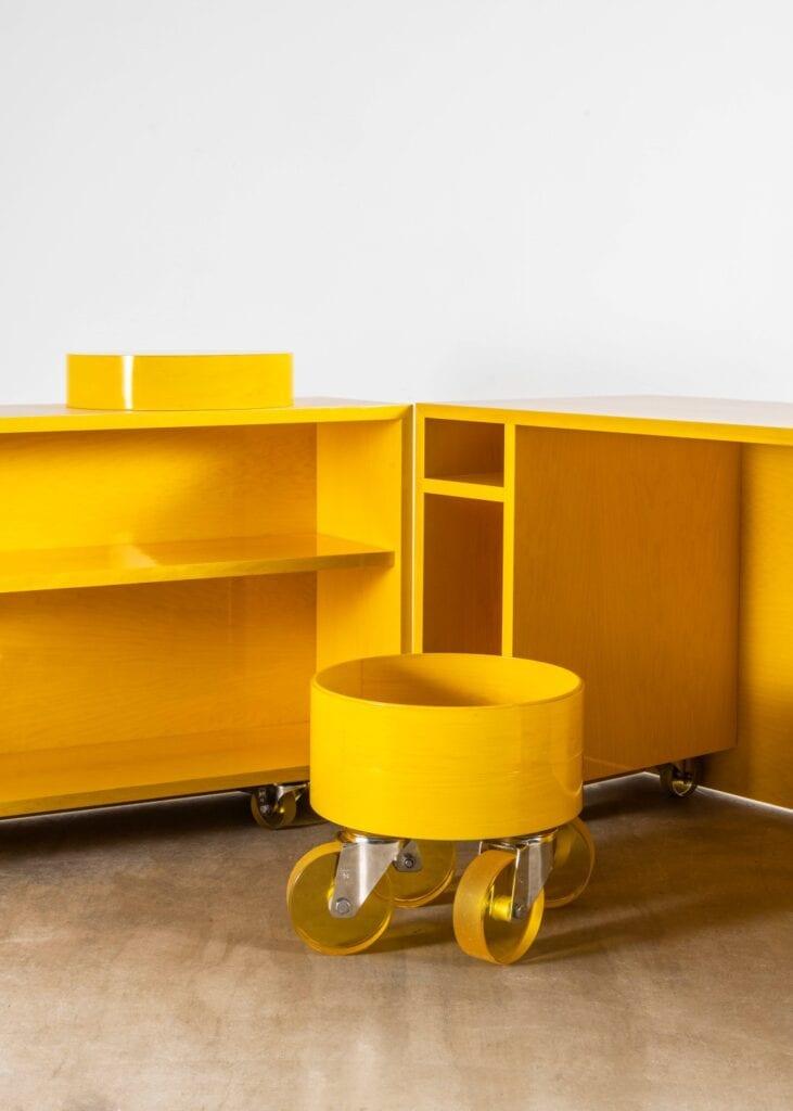 """Premiera projektu """"Connected"""" w Muzeum Designu w Londynie - Sabine Marcelis"""